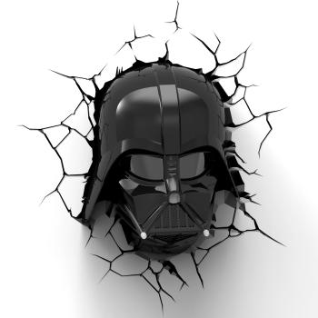 3D LED Star Wars Wandleuchte - Darth Vader Helm™